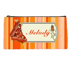 Melody Pencil Case By Jolene   Pencil Case   O8pjzom1navm   Www Artscow Com Front