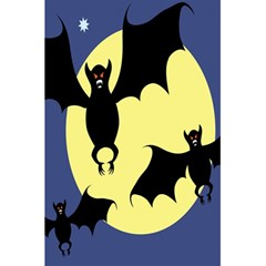 Bat Notebook By Kimmy   5 5  X 8 5  Notebook   G8s41v5i38su   Www Artscow Com Front Cover
