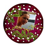 ShabbyChristmas Vol1 - Ornament (Rnd Filigree)  - Ornament (Round Filigree)