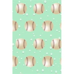 Baseball Notebook By Kim Blair   5 5  X 8 5  Notebook   95h67h7890ut   Www Artscow Com Front Cover Inside