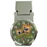 ShabbyChristmas Vol1 - Money Clip Watch