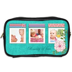 Baby By Joely   Toiletries Bag (two Sides)   M0hzmqwzv2z6   Www Artscow Com Back