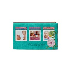 Kids By Joely   Cosmetic Bag (small)   Roj6cusqoft9   Www Artscow Com Back