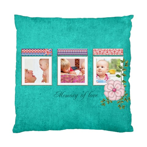 Kids By Joely   Standard Cushion Case (one Side)   E6epub3xv9iv   Www Artscow Com Front