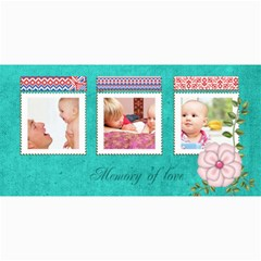 Baby By Joely   4  X 8  Photo Cards   Bnfnw4gumb4s   Www Artscow Com 8 x4 Photo Card - 2