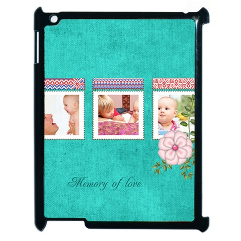 Baby By Joely   Apple Ipad 2 Case (black)   3k5qhdmwjmvp   Www Artscow Com Front