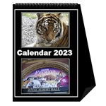 My Perfect Desktop Calendar (6x8.5) - Desktop Calendar 6  x 8.5