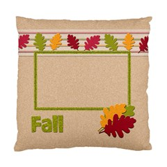 Fall Pillow By Patricia W   Standard Cushion Case (two Sides)   5fpxdwxjrafv   Www Artscow Com Front