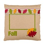fall pillow - Standard Cushion Case (Two Sides)