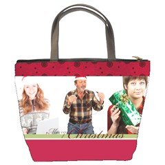 Xmas By May   Bucket Bag   J08hygmv4c4n   Www Artscow Com Back