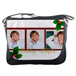 xmas - Messenger Bag