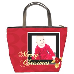 Xmas By May   Bucket Bag   T0eyh6t69nws   Www Artscow Com Back