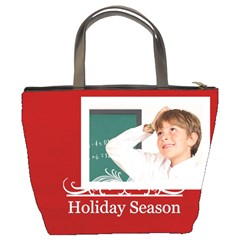 Xmas By May   Bucket Bag   77bts5goptfq   Www Artscow Com Back