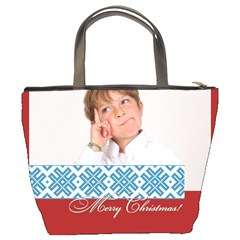 Xmas By May   Bucket Bag   Zd6x67yngd15   Www Artscow Com Back