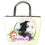 flower - Bucket Bag