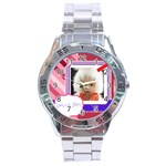 sweet - Stainless Steel Analogue Men's Watch