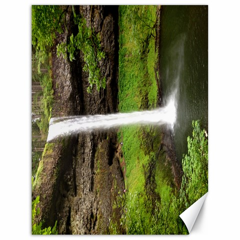 Silver Falls By Joscelyn   Canvas 18  X 24    S2999heo8zyg   Www Artscow Com 24 x18 Canvas - 1
