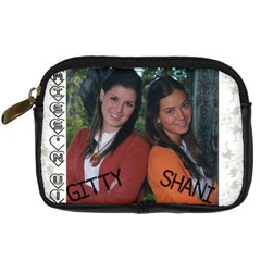 Gitty By Shani   Digital Camera Leather Case   K36lhvcdkuaf   Www Artscow Com Front