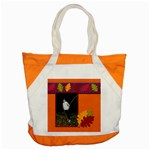 fall bag - Accent Tote Bag