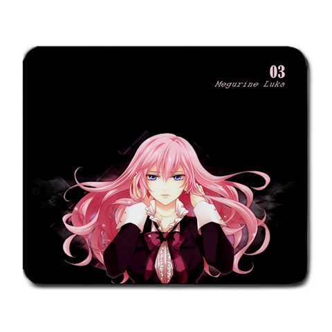 Luka By Zack Reyes   Large Mousepad   2w8wc3poqvbx   Www Artscow Com Front