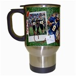Football-Travel Mug - Travel Mug (White)