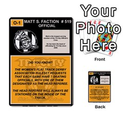 Deck 02 By Matthew Head   Multi Purpose Cards (rectangle)   2a577m58moc0   Www Artscow Com Back 49