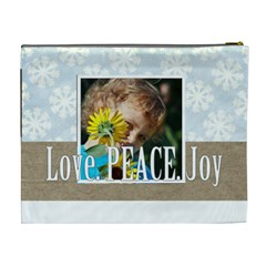Love By M Jan   Cosmetic Bag (xl)   Z51vh9e919kn   Www Artscow Com Back