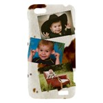 Mom cell phone case - HTC One V Hardshell Case
