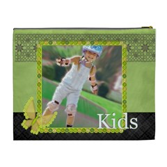 Kids By Man   Cosmetic Bag (xl)   8jq4wm6za9ui   Www Artscow Com Back