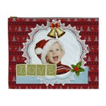 love of xmas - Cosmetic Bag (XL)