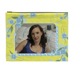 Sunny Cosmetic Bag (xl) By Deborah   Cosmetic Bag (xl)   O5cmii3k657w   Www Artscow Com Front