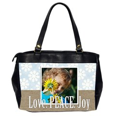 Love By M Jan   Oversize Office Handbag (2 Sides)   8tozwhjkmer8   Www Artscow Com Back