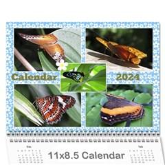 Sunny Days Wall Calendar By Deborah   Wall Calendar 11  X 8 5  (12 Months)   Oa9wiy0609f3   Www Artscow Com Cover