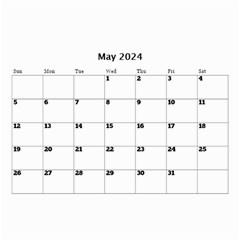 Sunny Days Mini Wall Calendar By Deborah   Wall Calendar 8 5  X 6    Me3fi3j2z7kz   Www Artscow Com May 2018