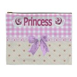 Princess Cosmetic Bag - Cosmetic Bag (XL)