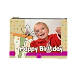 happy birthday - Cosmetic Bag (Large)