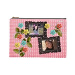 Cosmetic Bag (L) : Days of Summer 2 - Cosmetic Bag (Large)