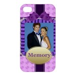 memory - Apple iPhone 4/4S Hardshell Case