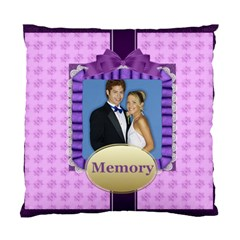 Memory Of Time By Joely   Standard Cushion Case (two Sides)   D171o77wuf1v   Www Artscow Com Back