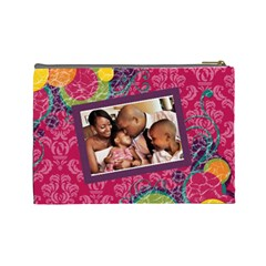 Your Gifts By Consuelo   Cosmetic Bag (large)   1mur2bvgm8tb   Www Artscow Com Back
