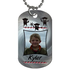 Grayninjatag3 By Lmw   Dog Tag (two Sides)   A6s50rmy2y80   Www Artscow Com Back