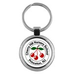 Cherry Hill Nursery School Key Chain - Key Chain (Round)