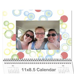 Calendar For Cheryl 2013 By Carrie Wardell   Wall Calendar 11  X 8 5  (12 Months)   C98ls3170xkk   Www Artscow Com Cover