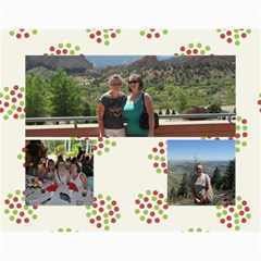 Calendar For Cheryl 2013 By Carrie Wardell   Wall Calendar 11  X 8 5  (12 Months)   C98ls3170xkk   Www Artscow Com Month
