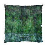 Green Mystery pillow - Standard Cushion Case (One Side)