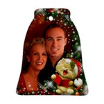 Sing Merry Christmas Bell Ornament (2 sided) - Bell Ornament (Two Sides)