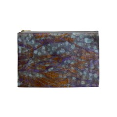 Storm Shibori Makup Bag By Monasol Earthlink Net   Cosmetic Bag (medium)   Rqajty93kwvk   Www Artscow Com Front