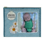 Proud Grandma XL Cosmetic Bag - Cosmetic Bag (XL)