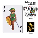 Zelda - Playing Cards 54 Designs