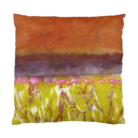 Field With Flowers By Susanne Alexander   Standard Cushion Case (one Side)   Lv9h5tm2wyej   Www Artscow Com Front